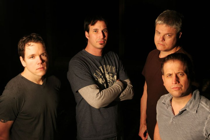 Adams Wilson in 2010: Adams Eberwein, Jason Rugel, Matt Riley, and Darren Darling
