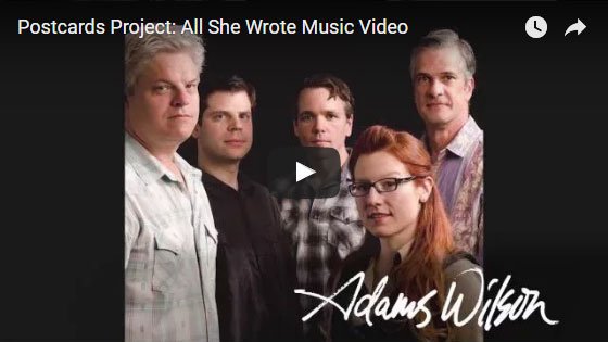 all she wrote music video