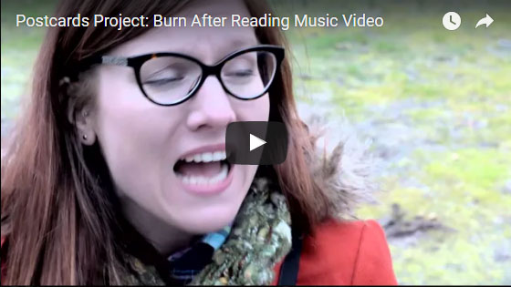 burn after reading music video