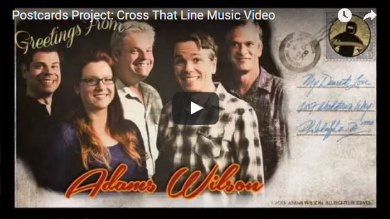 cross that line music video