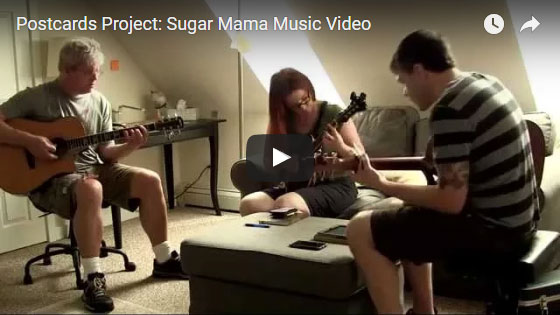 sugar mama music video